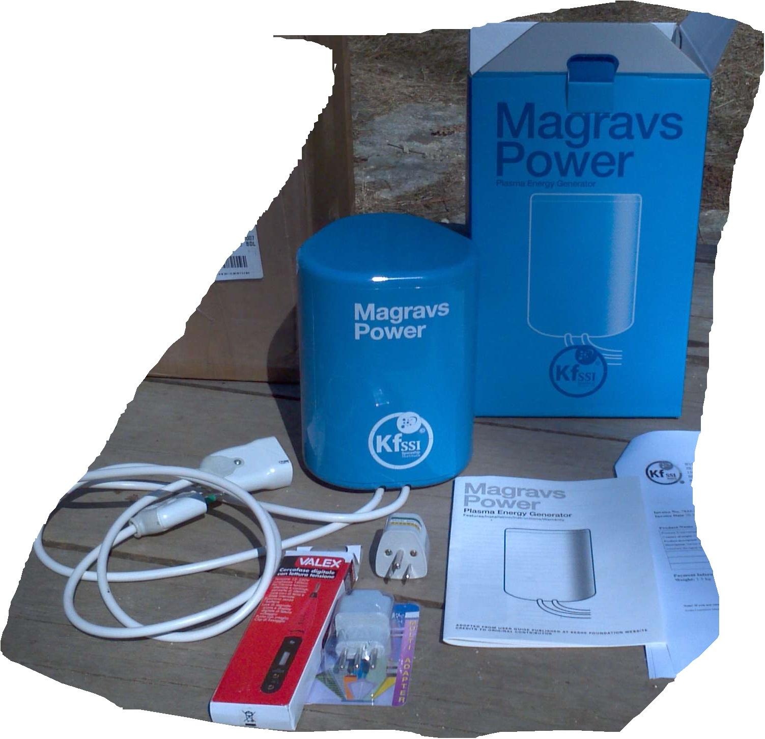 Generator magrav How To